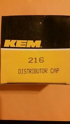 216 Kem Cap With 215 Rotor Combo Fd129 Standard Early Ford Lincoln Merc V8
