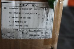 Cathy Cargo Security Bolt Seal Freight Container Lock Case Of 200
