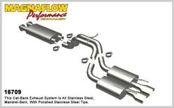 Magnaflow 16709 Magnaflow Series Cat-Back Exhaust System for Grand Cherokee