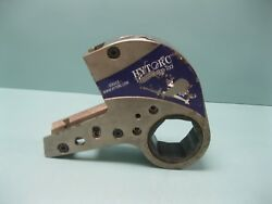 Hytorc Stealth-22 3 Hydraulic Torque Wrench 3-1/2 Link New A14 2376