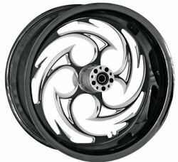 Rc Components Savage Eclipse Rear Wheel 18x5.5 W/o Abs 18550-9210-85e