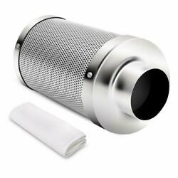 iPower 4 Inch Air Carbon Filter Odor Control Scrubber