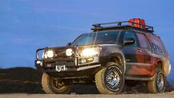 Arb 3421530 Deluxe Offroad Winch-ready Bull-bar Bumper For 03-05 Toyota 4runner