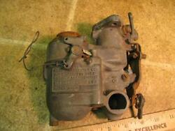Swan A1f A-1-f Brass Carburetor