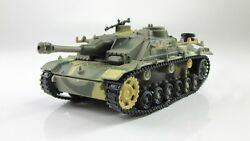 Eaglemoss StuG.III 1:72 fabbri German self-propelled gun model diecast +mag №16
