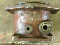 364706r11 -a New Housing For An Ih 300 Utility, 330 Utility, 350 Utility Tractor