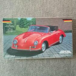 Fujimi Model Kit Car Red 1/24 Porsche 356 Never Used Collectible Japan Hobby
