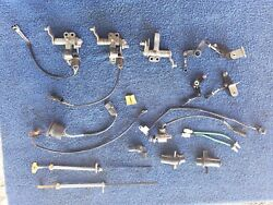 2001/2004 Suzuki Outboard Df115-140 Shifters Links Sensors And Other Parts