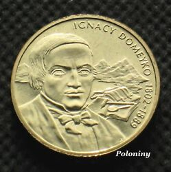 Commemorative Coin Of Poland - Ignacy Domeyko Explorer Of South America Mint
