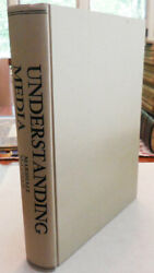 Marshall Mcluhan / Report On Project In Understanding New Media 1st Edition 1960