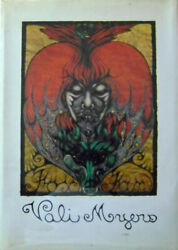 Vali Art Myers / Drawings 1949 79 Inscribed With A.l.s Signed 1st Edition 1980