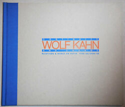Wolf Art Kahn / Continuity And Chamge Paintings And Works On Paper 1958 66 / 1st
