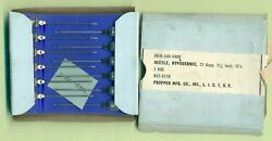 Hypodermic Needles  Vintage New Old Stock