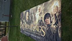 New 22 Foot Billboard For - The Lord Of The Rings: Return Of The King - 1 of 1!