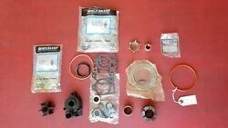Mercruiser Alpha One 1983 - 90and039 Lower Unit Gearcase Water Pump Clutch Dog Etc.
