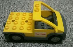 Lego Duplo Disney Toy Story Pizza Planet Delivery Truck