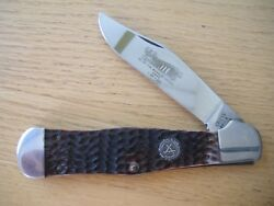 1990 CASE BONE KNIFE # DBC 61050 SS NEVER USED 1 of 1500 FIRST MUSEUM SERIES