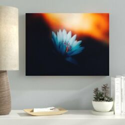 Ebern Designs 'Meditation and Calming (12)' Photographic Print on Canvas