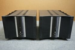 - PAIR -  KRELL 250Mc POWER AMPLIFIERS w REMOTE CONTROL