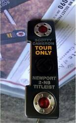 Used Scotty Cameron Circle T Newport 2 34inch with COA Tour Putter FreeShipping
