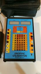 Promac Calibrator Model Dht-820 With Power Supply