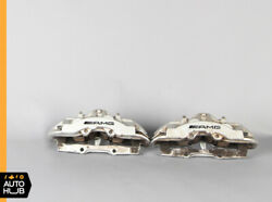 Mercedes W220 S55 CLS55 CL65 AMG Front Brake Caliper Calipers Set Brembo OEM
