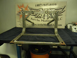 Trike Body Support Frame Fits Flh 1984-2008 And Softail 1984-17