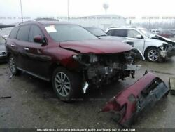 Driver Rear Side Door Electric Fits 16-18 PATHFINDER 478429