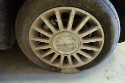 Oem Alloy Wheel 2004 Ford Thunderbird 17x7-1/2 Tire Not Included