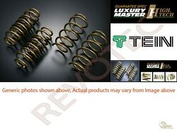 Tein H. Tech Lowering Springs For 06-11 Honda Civic Fa Fg All Models
