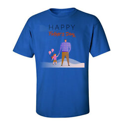 Happy Father's Day Daddy's Little Girl Funny Generic Novelty Unisex T-Shirt