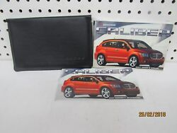 2007 Dodge Caliber Owners Manual Set  Free Shipping