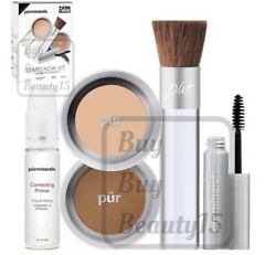Purminerals 5 Piece Beauty-to-go Collection Kit Porcelain 95 Value New Box