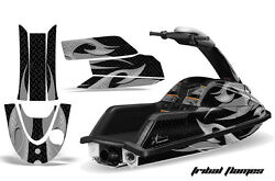 Jet Ski Graphic Kit Decal Sticker Wrap For Yamaha Superjet Round Nose Tribal S K