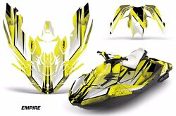 Jet Ski Graphics Kit Decal Wrap For Sea-doo Bombardier Spark 3 Up 15-18 Empire Y