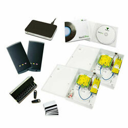 PAXTON ACCESS 682-930-US NET2 Plus starter kit For 2 doors, low voltage PSU