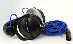 Uber Beyerdynamic Dt770 With Detachable Balanced Litz Cable And Modded Drivers 80andomega