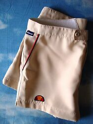 Shorts Tennis Vintage 80and039s Ellesse Tg.52-xl Circa Made In Italy Rare