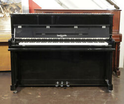 Brand New, Besbrode Su 112 Upright Piano With A Black Case. 5 Year Warranty