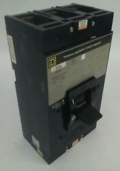 square D Q4f3300 Ser 4 Thermal Magnetic Circuit Breaker 3p 300a 240v Type Lal