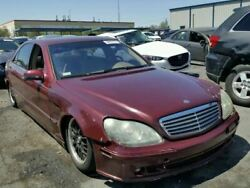 Crossmember/K-Frame 215 Type Front CL65 Fits 00-06 MERCEDES CL-CLASS 293926