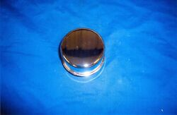 Ford Twist In Chrome Breather Cap - All Ford Engines 90, 335, 385, Fe, Y Block