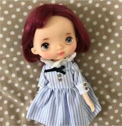 Holala Doll Girl Rare Collectible Toy Hobby F/s Japan No Clothes Repainted