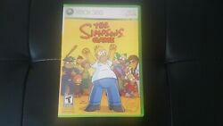 The Simpsons Game [xbox 360] [x360] [2007] [complete]