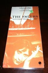 The Smiths - Louder Than Bombs Sealed -cd Longbox - Morrissey Marr - Rare