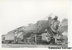 Crr Of Nj Cnj Central Railroad Of New Jersey 885 Bandw Photo 2146
