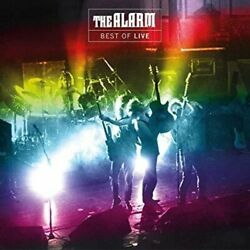 The Alarm Best Of Live New Vinyl LP