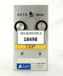 Lam Research 853-015982-001-d-c519 Tcp Rf Tune/load Module Fpd Continuum Spare