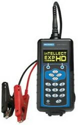 Heavy Duty Battery And Electrical System Analyzer W/clamps, Amp-clamp And Case New