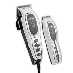 Wahl Pet Grooming Pro Electric Hair Shears Clipper Dog Cat Trimmer Combo Kit New